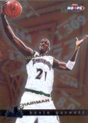 1997-98 Hoops Chairman of the Boards #CB10 Kevin Garnett