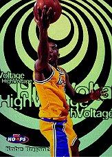 1997-98 Hoops High Voltage #HV1 Kobe Bryant