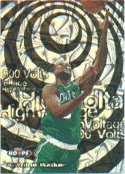 1997-98 Hoops High Voltage 500 #HV13 Antoine Walker