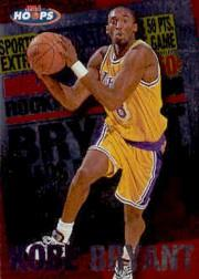 1997-98 Hoops Rookie Headliners #RH3 Kobe Bryant