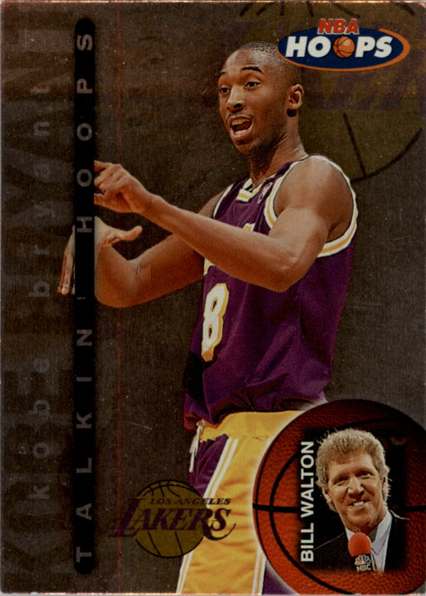 1997-98 Hoops Talkin' Hoops #TH15 Kobe Bryant