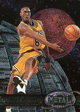 1997-98 Metal Universe #81 Kobe Bryant