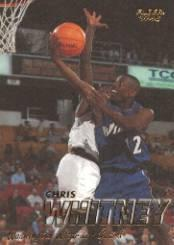 1997-98 Fleer #212 Chris Whitney