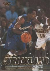 1997-98 Fleer #224 Rod Strickland