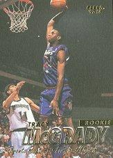 1997-98 Fleer #226 Tracy McGrady RC