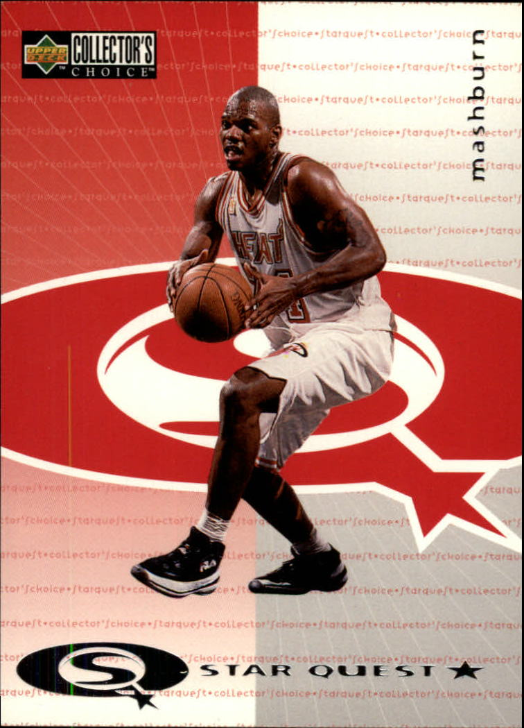 1997-98 Collector's Choice StarQuest #2 Jamal Mashburn