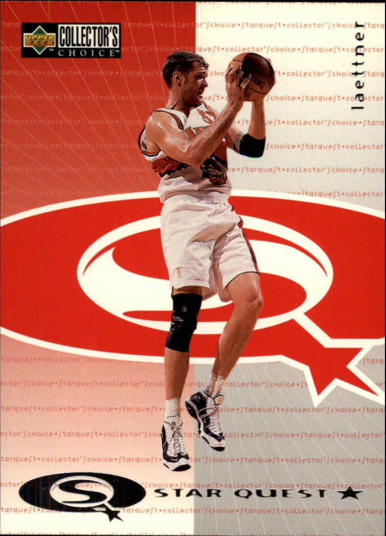 1997-98 Collector's Choice StarQuest #3 Christian Laettner