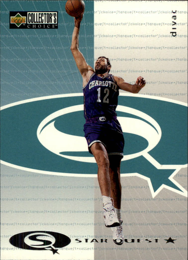 1997-98 Collector's Choice StarQuest #5 Vlade Divac