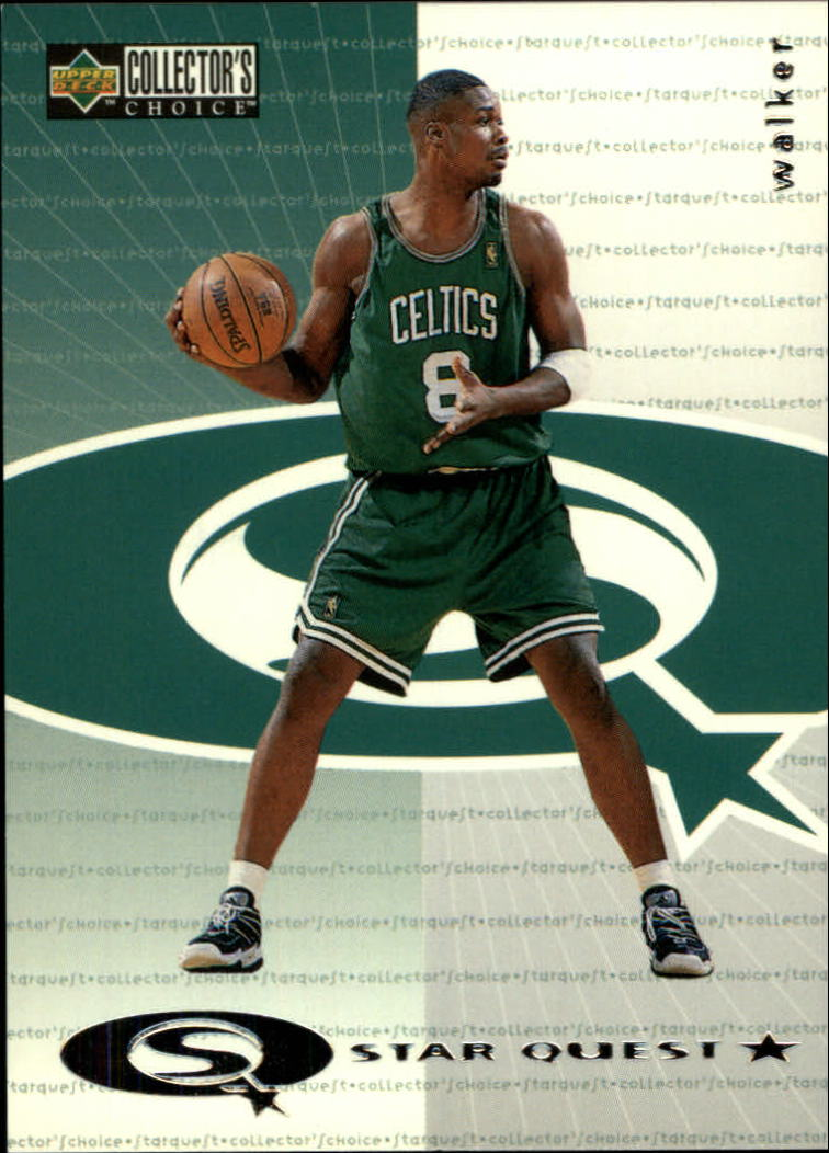 1997-98 Collector's Choice StarQuest #13 Antoine Walker