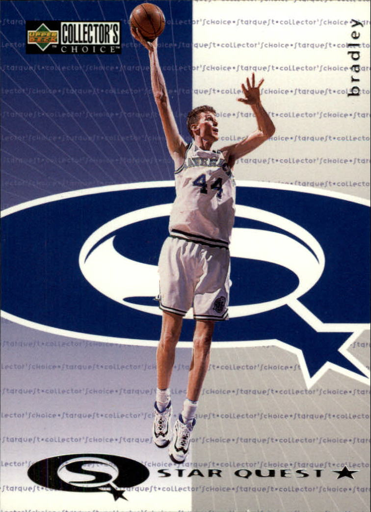 1997-98 Collector's Choice StarQuest #15 Shawn Bradley
