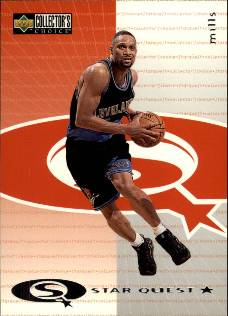 1997-98 Collector's Choice StarQuest #19 Chris Mills