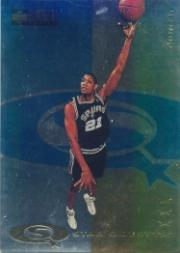1997-98 Collector's Choice StarQuest #172 Tim Duncan