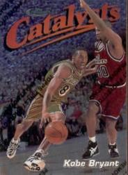 1997-98 Finest #137 Kobe Bryant S