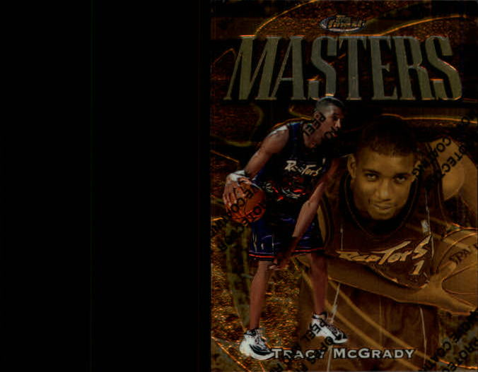 1997-98 Finest #316 Tracy McGrady G