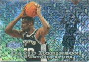 1997-98 Flair Showcase Row 0 #27 David Robinson
