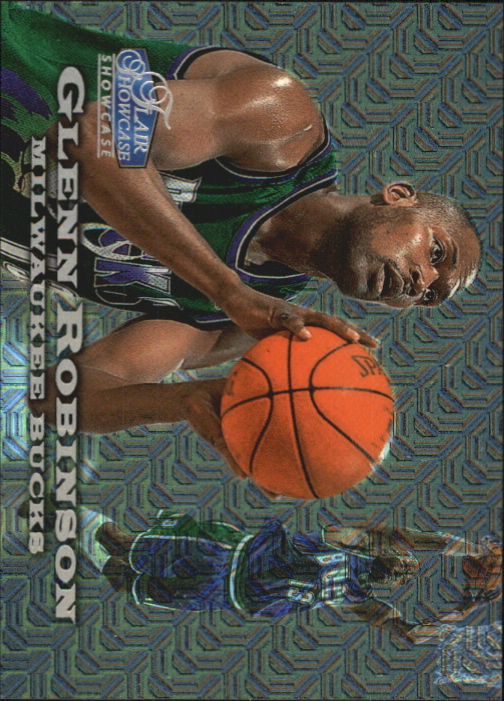 1997-98 Flair Showcase Row 0 #33 Glenn Robinson