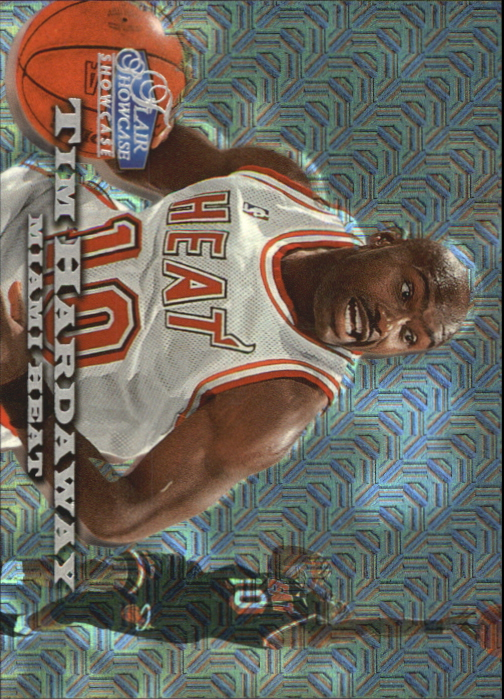 1997-98 Flair Showcase Row 0 #45 Tim Hardaway