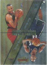 1997-98 Bowman's Best Mirror Image #MI7 Ray Allen/Steve Smith/Shandon Anderson/Sean Elliott