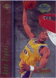 1997-98 Bowman's Best Techniques #T4 Kobe Bryant
