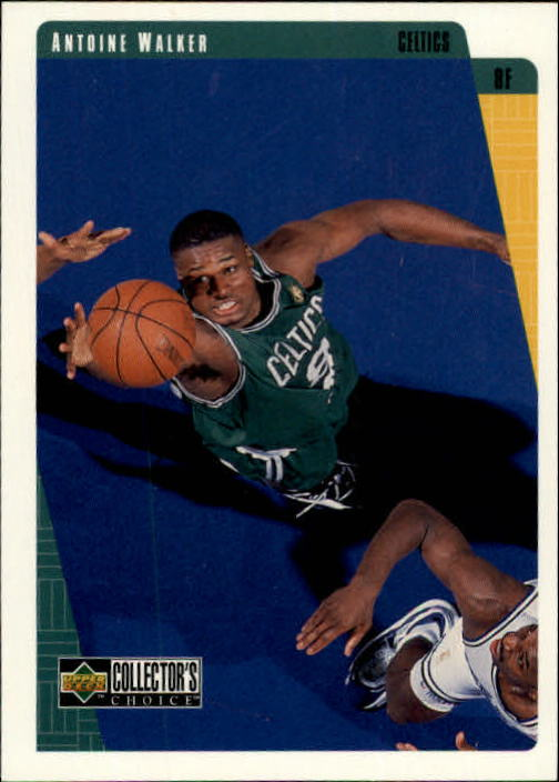 1997-98 Collector's Choice #6 Antoine Walker