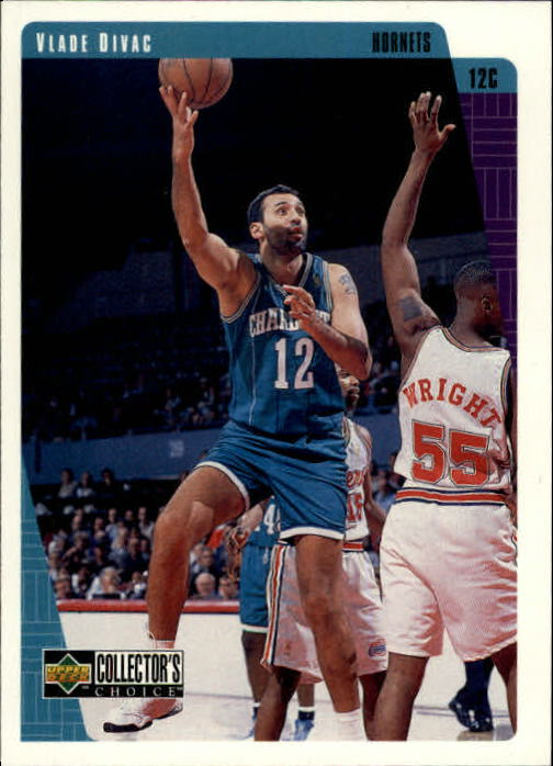 1997-98 Collector's Choice #11 Vlade Divac