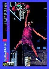 1997-98 Collector's Choice Draft Trade #9 Tracy McGrady