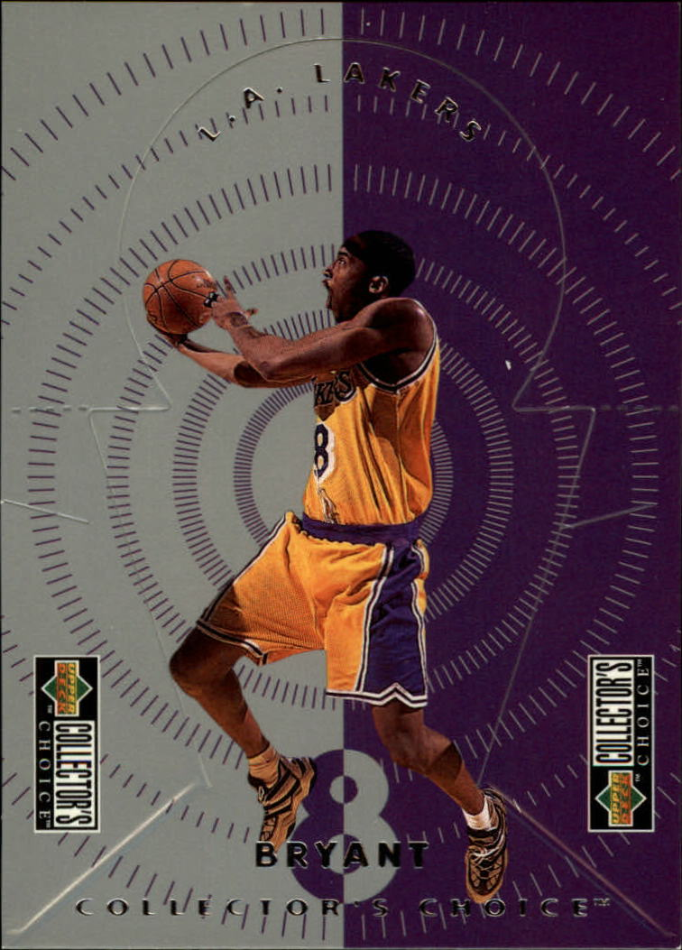 1997-98 Collector's Choice Miniatures #M13 Kobe Bryant