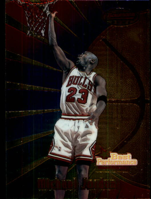 1997-98 Bowman's Best #96 Michael Jordan BP