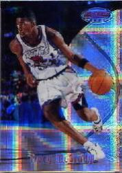1997-98 Bowman's Best Atomic Refractors #111 Tracy McGrady