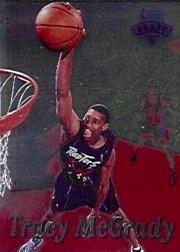 1997-98 Stadium Club Members Only Parallel I #217 Tracy McGrady