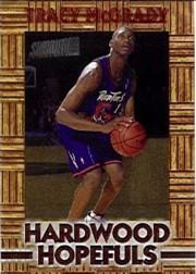 1997-98 Stadium Club Members Only Parallel I #HH6 Tracy McGrady