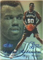 1997-98 Flair Showcase Legacy Collection Row 3 #27 David Robinson
