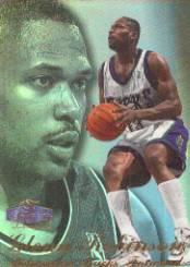 1997-98 Flair Showcase Legacy Collection Row 3 #33 Glenn Robinson
