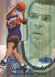 1997-98 Flair Showcase Legacy Collection Row 3 #55 Jason Kidd