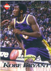 1998 Collector's Edge Impulse #26 Kobe Bryant