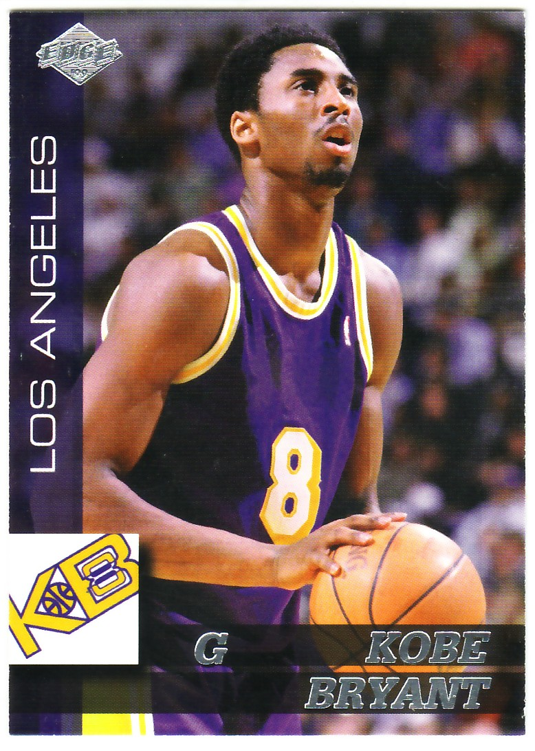 1998 Collector's Edge Impulse KB8 #2 Kobe Bryant