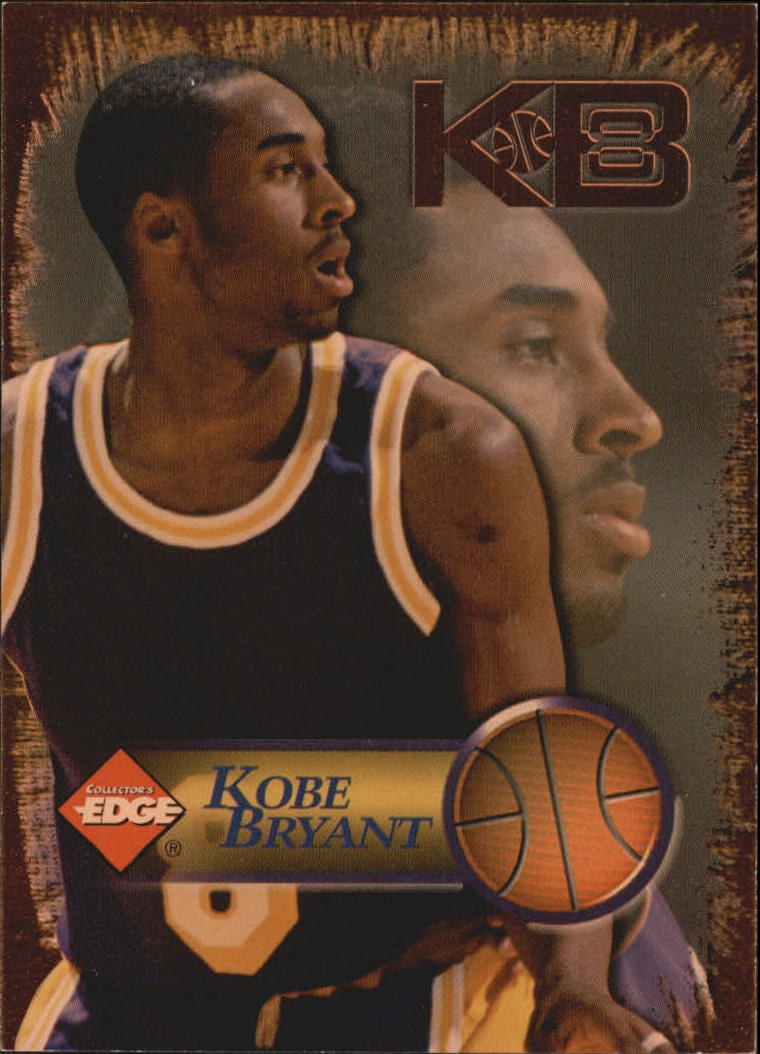 1998 Collector's Edge Impulse KB8 #3 Kobe Bryant