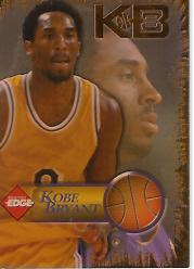 1998 Collector's Edge Impulse KB8 #4 Kobe Bryant