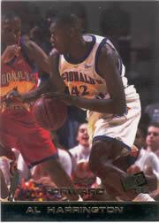 1998 Press Pass #27 Al Harrington