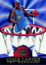 1998 Press Pass Net Burners #4 Vince Carter