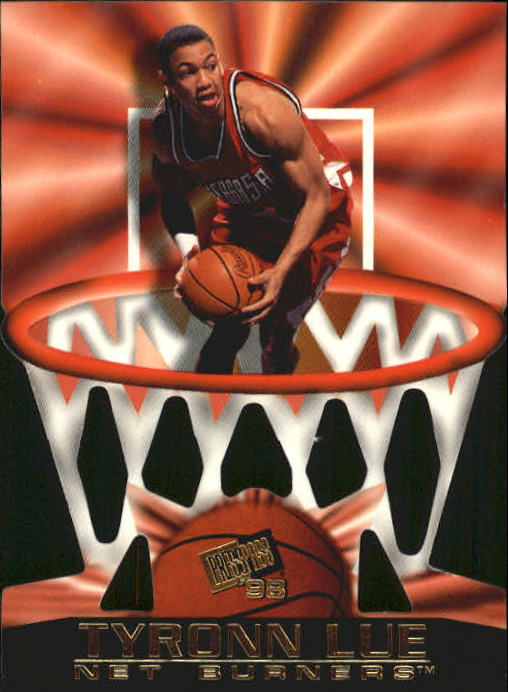 1998 Press Pass Net Burners #16 Tyronn Lue
