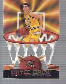 1998 Press Pass Net Burners #27 Bryce Drew