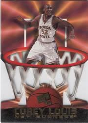 1998 Press Pass Net Burners #29 Corey Louis