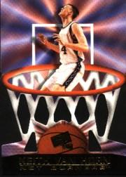 1998 Press Pass Net Burners #31 Keith Van Horn