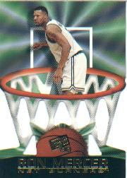 1998 Press Pass Net Burners #35 Ron Mercer