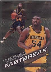 1998 Press Pass Fastbreak #FB8 Robert Traylor