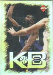 1998 Collector's Edge Impulse KB8 Holofoil #1 Kobe Bryant