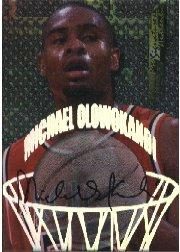 1998 Collector's Edge Impulse Pro Signatures #10 Michael Olowokandi