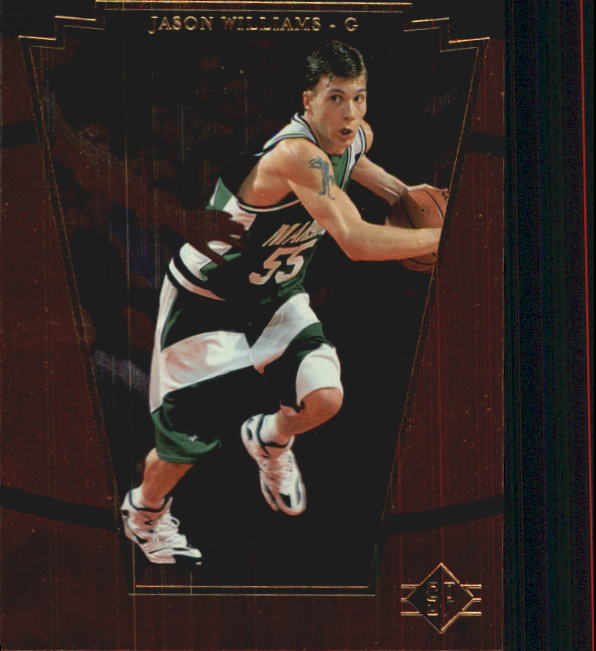 1998 SP Top Prospects #18 Jason Williams
