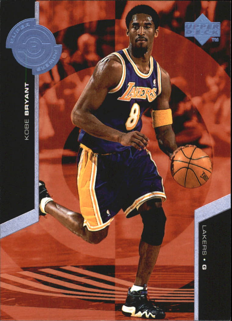 1998-99 Upper Deck Super Powers #PS13 Kobe Bryant